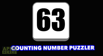 63: counting number puzzler