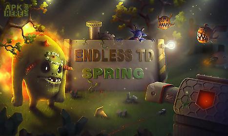 endless td: savior of the humanity. spring season