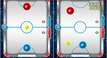 Game air hockey