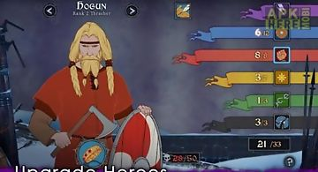 The banner saga customary