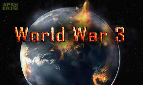 world war 3: new world order