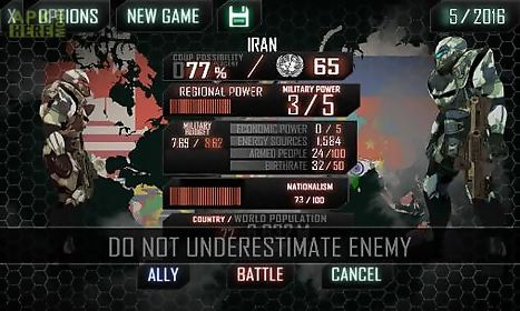 World war 3: new world order for Android free download at