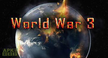 World war 3: new world order