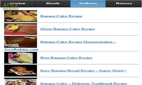 Banana cake recipe for android free download at apk here store banana cake recipe for android free download at apk here store apkherebi forumfinder Images