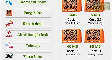 Bd internet packages