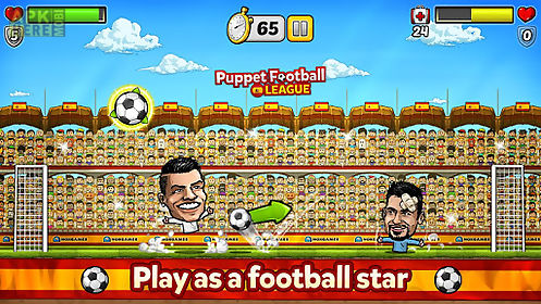 puppet football spain ccg/tcg