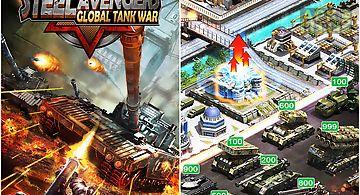Steel avenger:storm tank wars!