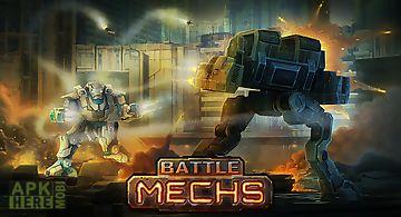 Battle mechs