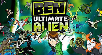 Ben super ultimate alien transfo..