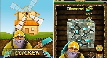 Clicker mine mania 2: idle tycoo..