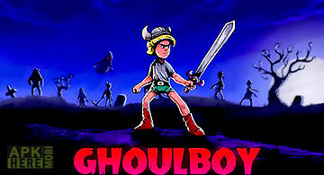 Ghoulboy: curse of dark sword. a..