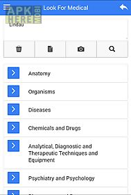 medical search and dictionary
