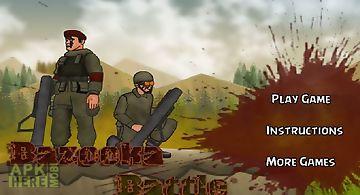 Bazooka shooting ii
