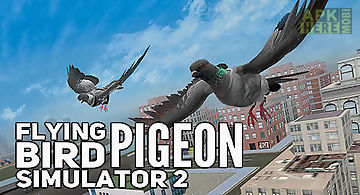Flying bird pigeon simulator 2