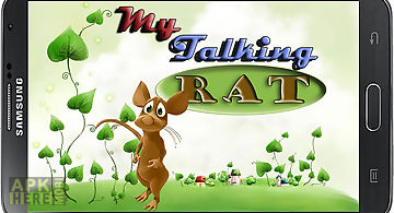 My talking rat