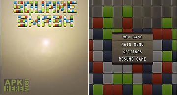 Square smash: reverse blocks
