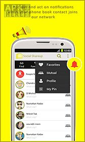 social shareup for snapchat