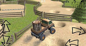Truck challenge 3d