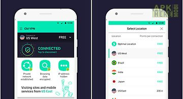 Cm security vpn -free fast vpn