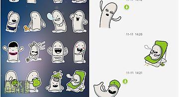 Go sms pro fatyo sticker
