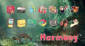 Harmony - solo theme