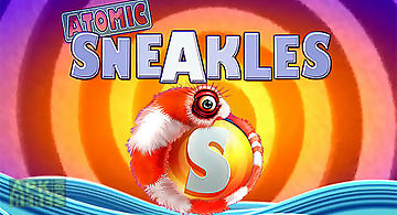 Atomic sneakles
