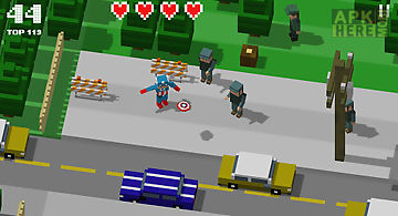 Crossy heroes