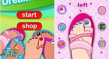 Dress up - dream toes