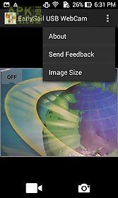 earlysail usb webcam
