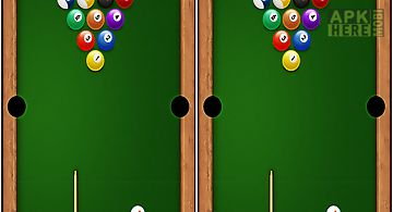 Pool 8 ball shooter