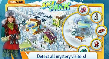 Ski park: best hidden objects
