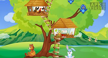 Tree house - learning games