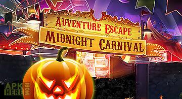 Adventure escape: midnight carni..