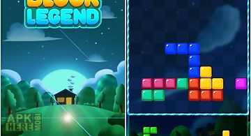 Block legend: puzzle