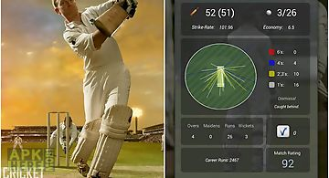 Cricket player manager