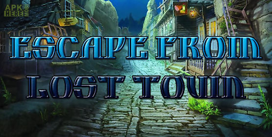 escape from lost town