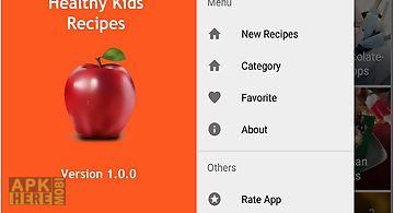 Healthy kid recipes