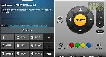 Directv remote