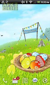 easter meadows free wallpaper