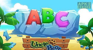 Kids puzzle: abc