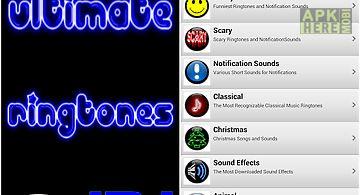 Ringtones ultimate