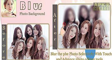 Blur background photo