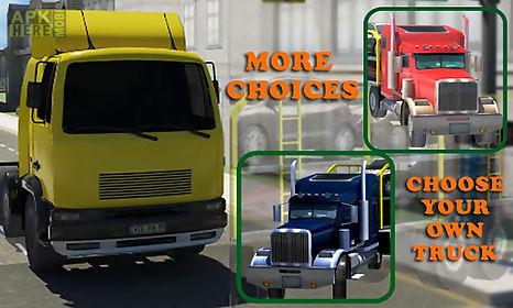 car transporter truck driver