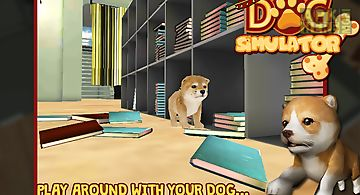 Dog simulator 3d – pet puppy
