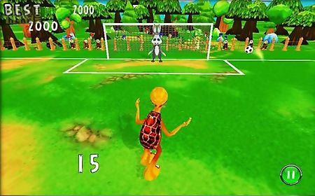 hare vs turtle soccer