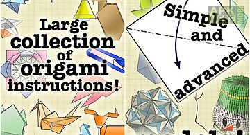 Origami instructions free