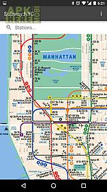 Basic Nyc Subway Map App.Subway Map Nyc For Android Free Download At Apk Here Store