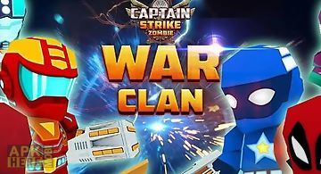 Captain strike zombie: global al..