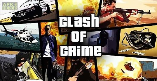 clash of crime: mad san andreas