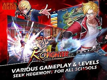 ko fighter: the hottest 3d fighting rpg